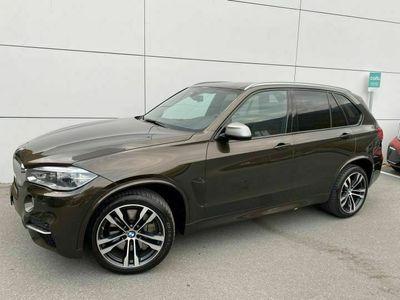 gebraucht BMW X5 F15 M50d
