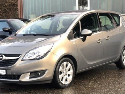 gebraucht Opel Meriva 1.6 CDTi Cosmo