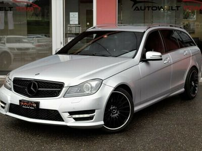gebraucht Mercedes C250 C-KlasseCDI Avantgarde 4Matic 7G-Tronic