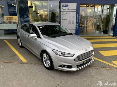 gebraucht Ford Mondeo 2.0 EcoB SCTi Titanium