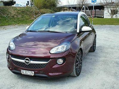 gebraucht Opel Adam 1.0 Turbo Glam