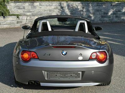 gebraucht BMW Z4 2.5i Roadster