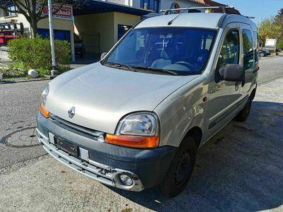 gebraucht Renault Kangoo 1.4