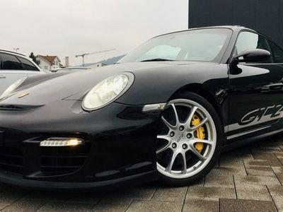 gebraucht Porsche 911 GT2 24'500 km 01.2008