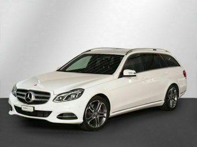 gebraucht Mercedes E250 BlueTEC Avantg. 4M