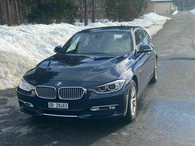 gebraucht BMW 320 3er D Xdrive