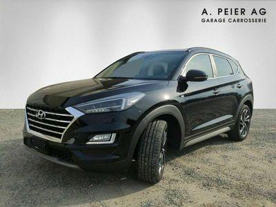 gebraucht Hyundai Tucson 2.0 CRDI Vertex Mild Hybrid 4WD Automatic MY19
