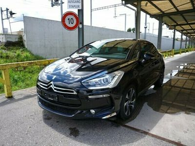 gebraucht DS Automobiles DS5 1.6 Turbo Chic Automatic