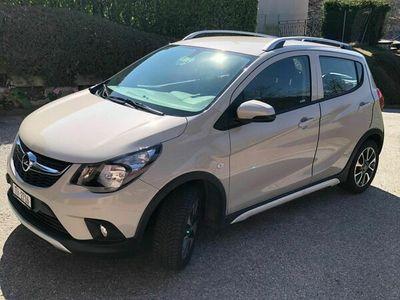 gebraucht Opel Karl Karl RocksRocks