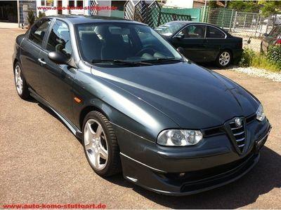 gebraucht Alfa Romeo 156 Alfa1 8L 16V TWIN SPARK KLIMAAUT TÜV 11 2012