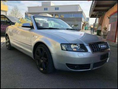 gebraucht Audi S4 S4 Quattro Cabrio Top Auto!Quattro Cabrio Top Auto!