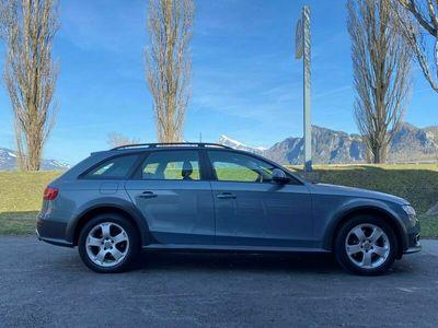 gebraucht Audi A4 Allroad 2.0 TFSI qu