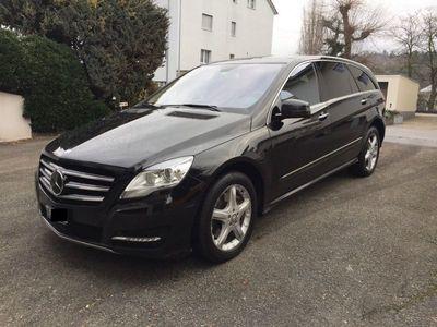 gebraucht Mercedes R500 R-KlasseV8 4matic lang