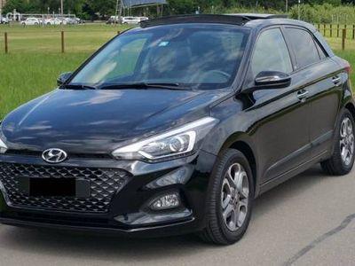 gebraucht Hyundai i20 1.0 T-GDi Vertex 120 PS mit Schiebe/Panoramadach