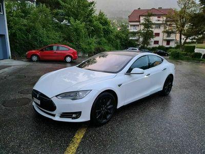gebraucht Tesla Model S 85D mit Vollausstattung