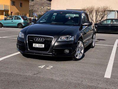 gebraucht Audi A3 Sportback 1.8 16V T FSI Style quat.