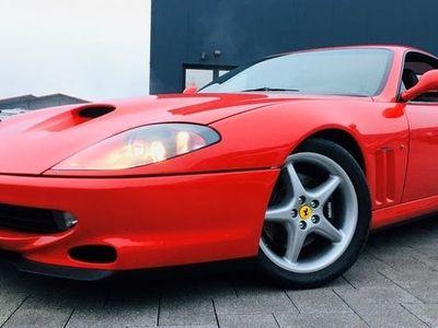 gebraucht Ferrari 550 F550 Maranello 62'400 km 05.1997