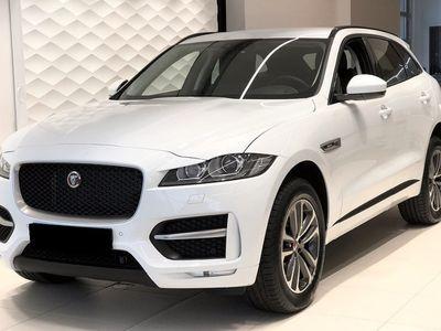 gebraucht Jaguar F-Pace R-Sport 25t AWD Neu 2020