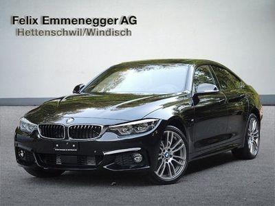 gebraucht BMW 420 4er d Gr.Cpé xDrive MSpo
