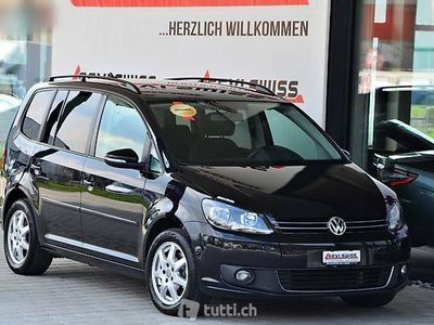 gebraucht VW Touran 1.6 TDI BMT 65th Edition DSG
