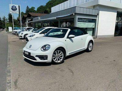 gebraucht VW Beetle Cabriolet 1.2 TSI BMT Sound