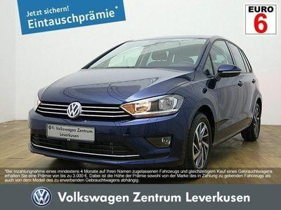 gebraucht VW Golf Sportsvan 1.4 TSI Sound DSG NAVI ACC SHZ