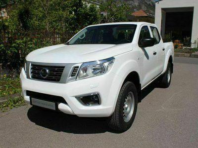 gebraucht Nissan Navara NP300 NavaraDC Visia 4WD