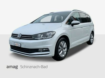 gebraucht VW Touran 2.0 TDI BlueMotion Technology Comfortline DSG
