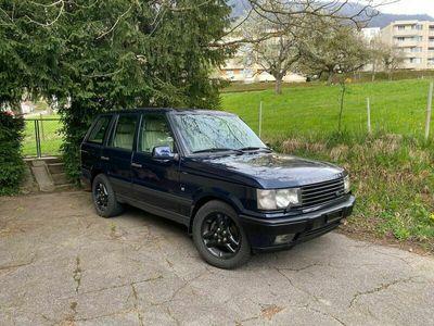 gebraucht Land Rover Range Rover Range Rover Ab MFK4.6i (Bremsen Federung neu)
