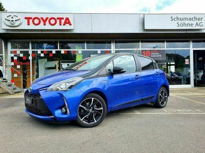 gebraucht Toyota Yaris 1.5 VVT-i Hybrid Style e-CVT