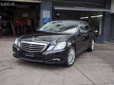 gebraucht Mercedes E350 CDI BlueEfficiency 4Matic 7...