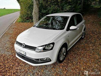 gebraucht VW Polo 1.2 TSI BMT Lounge, 42'000km, 10.2016