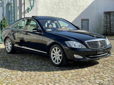gebraucht Mercedes S320 S-KlasseCDI 7G-Tronic