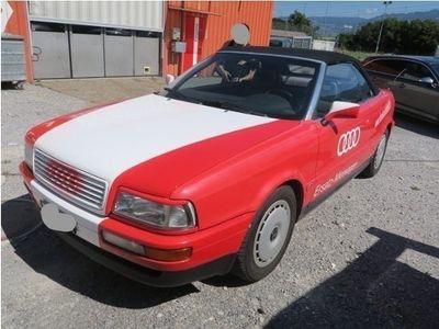 gebraucht Audi Cabriolet 2.3 E