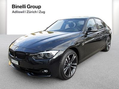 gebraucht BMW 320 d xDrive Edition Sport Line Steptronic