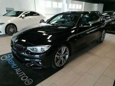 gebraucht BMW 435 i Cabriolet Steptronic M- Sport CH Fa