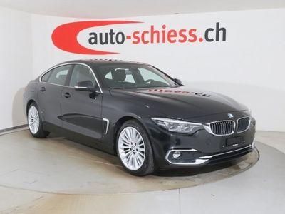gebraucht BMW 420 Gran Coupé d Luxury Line Steptronic
