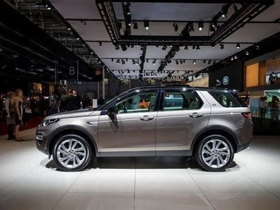 gebraucht Land Rover Discovery Sport 2.0 Si4 HSE AT9