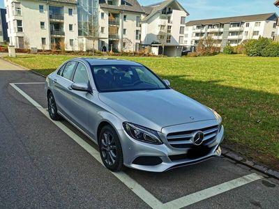 gebraucht Mercedes C250 C-KlasseBlueTEC Avantgarde 4Matic 7G-Tronic
