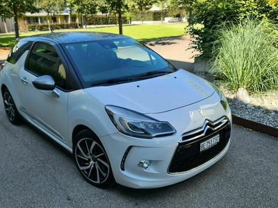 gebraucht DS Automobiles DS3 1.6 THP Faubourg Addict