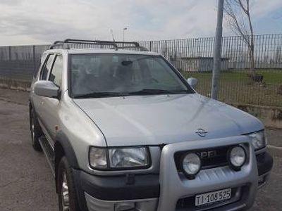 gebraucht Opel Frontera 3.2 limited con gancio vendo o scambio