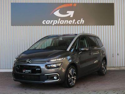 gebraucht Citroën C4 Grand Spacetourer 2.0 BHDi Shine