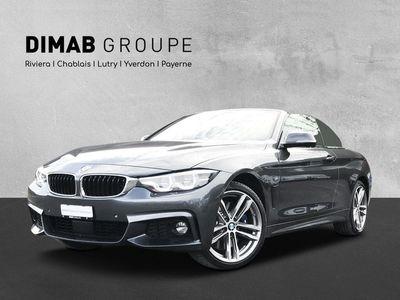 gebraucht BMW 440 i Cabrio xDrive MSport