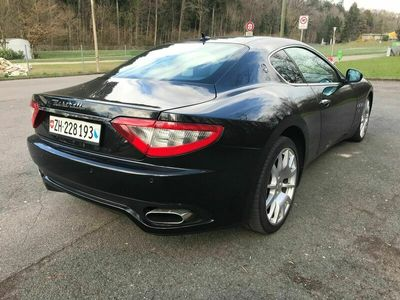 gebraucht Maserati Granturismo Automatica