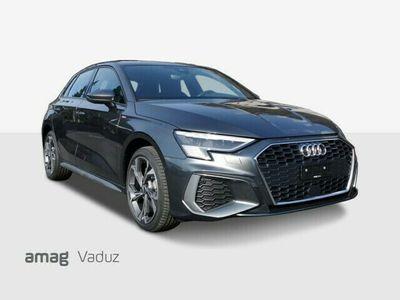 gebraucht Audi A3 Sportback A3 Sportback 40 TFSI e S line S-tronic 40 TFSI e S line S-tronic