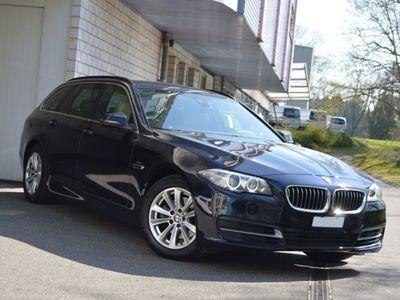 gebraucht BMW 520 d Touring xDrive Steptronic FACELIFT I EURO 6 I ANHÄN