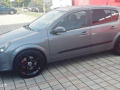 gebraucht Opel Astra 2.0TurboSport mit MFK!