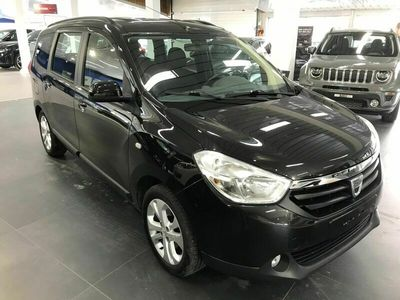 gebraucht Dacia Lodgy 1.2 Turbo Lauréate 7PL