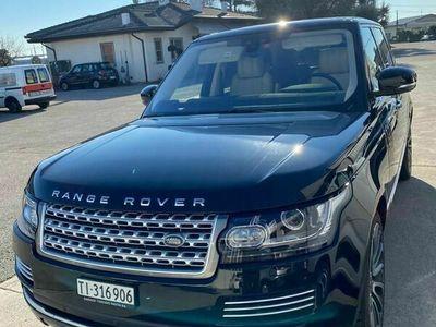 gebraucht Land Rover Range Rover LWB 4.4 SDV8 Autobiography Automatic