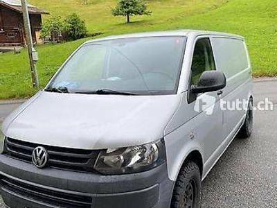 gebraucht VW Transporter T54 Motion Mit Standheizung